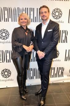 Johan Englundh & Tina Tillander