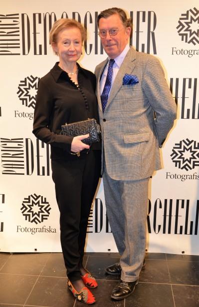 Madeleine och Hans Dyhlén