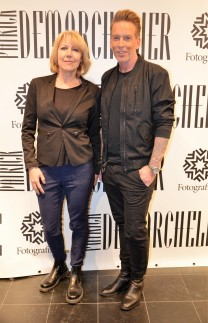 Camilla Wallander och Jörgen Eriksson