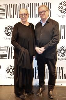 Ingerged Råman och Claes Söderqvist