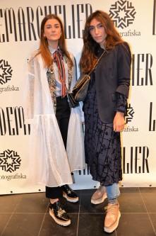 Linn Eklund & Semra Dedic