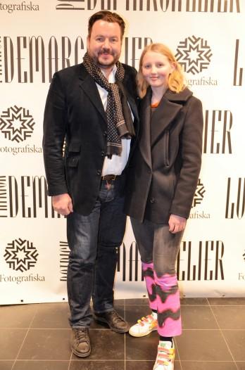 Joel Berg & dotter