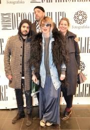 Rasmus Wingårdh, Annie Connor och Emma Olbers