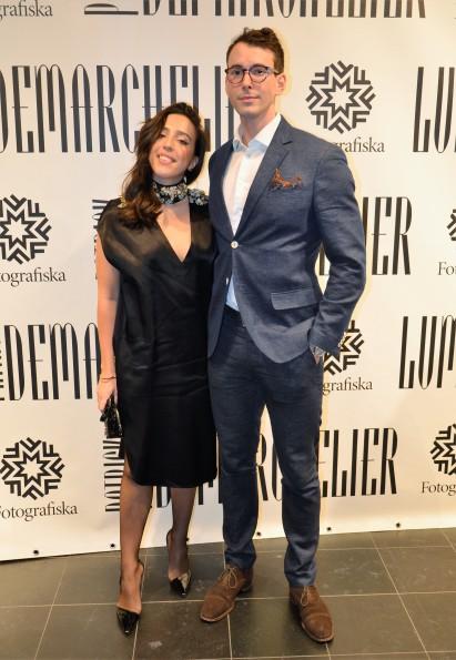 Sania Claus Demina med sällskap