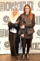 Ingmari Lamy och Felicia Swartling