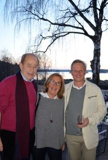 Jan Pfister med sällskap