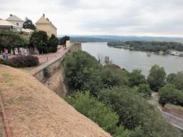 the Petrovaradin fortress