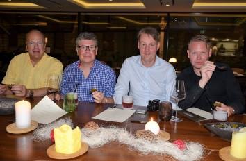 Peter Lulle Johansson, Joakim, Marko Persson, Daniel Nylén