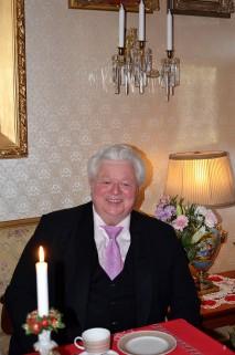 3:e Advent på Villa Solborg. Operasångaren Sonny Wallentin.