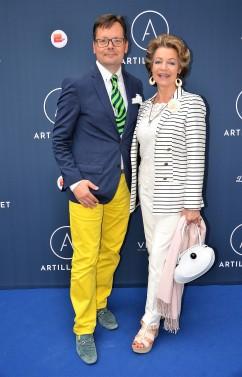 Mikael Aringsjö & Yvonne Ekdahl