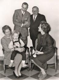 Familjen Busch & Johansson