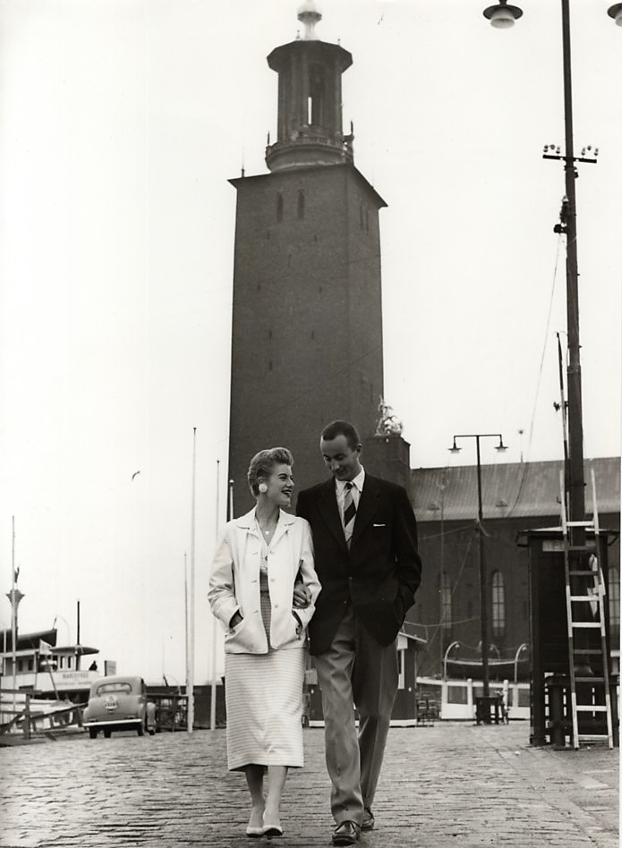 Gundi Busch & Gösta Lill-Lulle Johansson