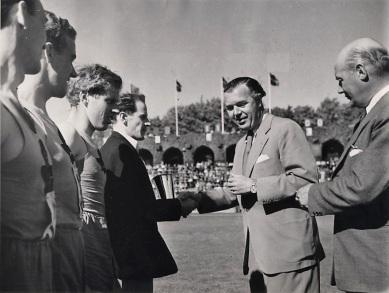 Prins Bertil & Gustaf Lulle Johansson