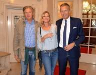 Hans De Geer, Alessandra Rottigni samt Jan Risberg