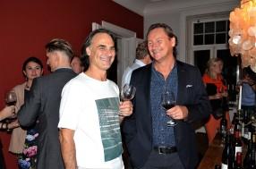 David Nathanson och Björn Germer