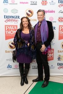 Annika Dopping och Gert Andersson. Foto: Jackeline Perez