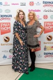 Författaren katerina janouch och Malin Torkelsdotter Poole. Foto: Jackeline Perez