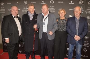 Tommy Berggren, Roy Andersson, Anna Serner, Martin Serner