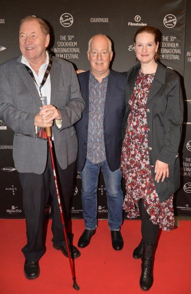 Roy Andersson, Martin Serner, Cecilia Thorngren