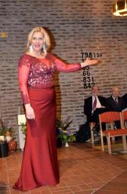 """En bejublad """"Vissi d´arte"""" Toscas bön från Giacomo Puccini´s opera Tosca här hjärtskärande dramatiskt framförd av Göteborgs Operans Tosca, Carolina Sandgren."""