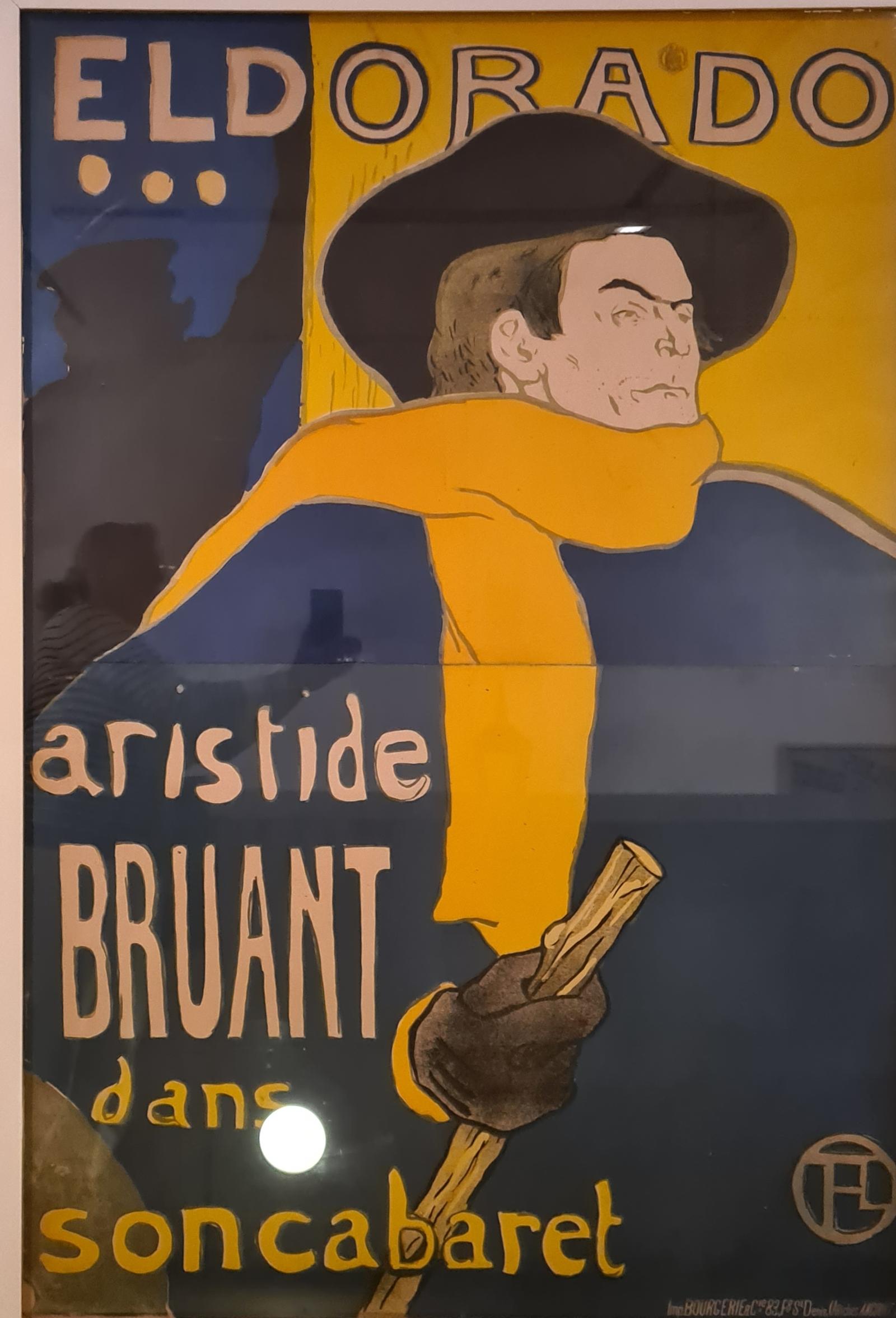 Besöker Henri Toulouse-Lautrec utställning på Millesgården
