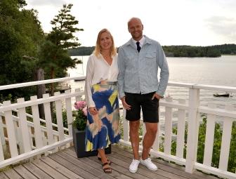 Jenny Björk & Martin Johansson