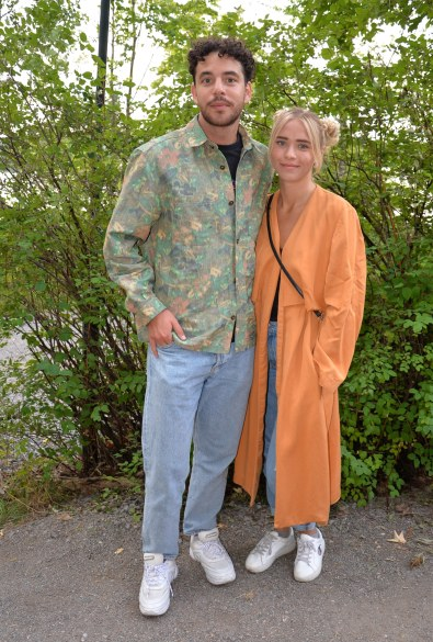 Liam Salmander & Alice