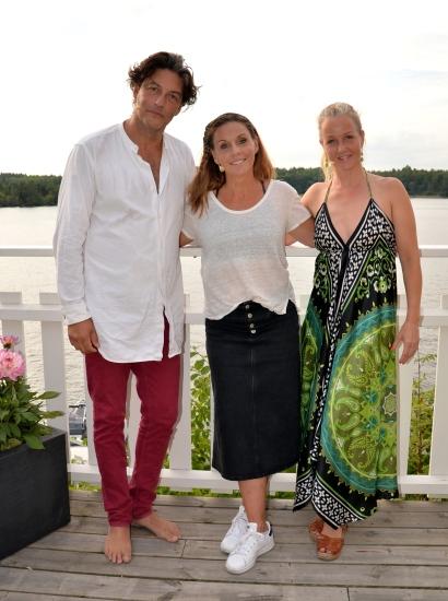 Reuben Sallmander & Therese Andersson Lewis