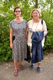Susanne Hallvares & Sara Önnefeldt