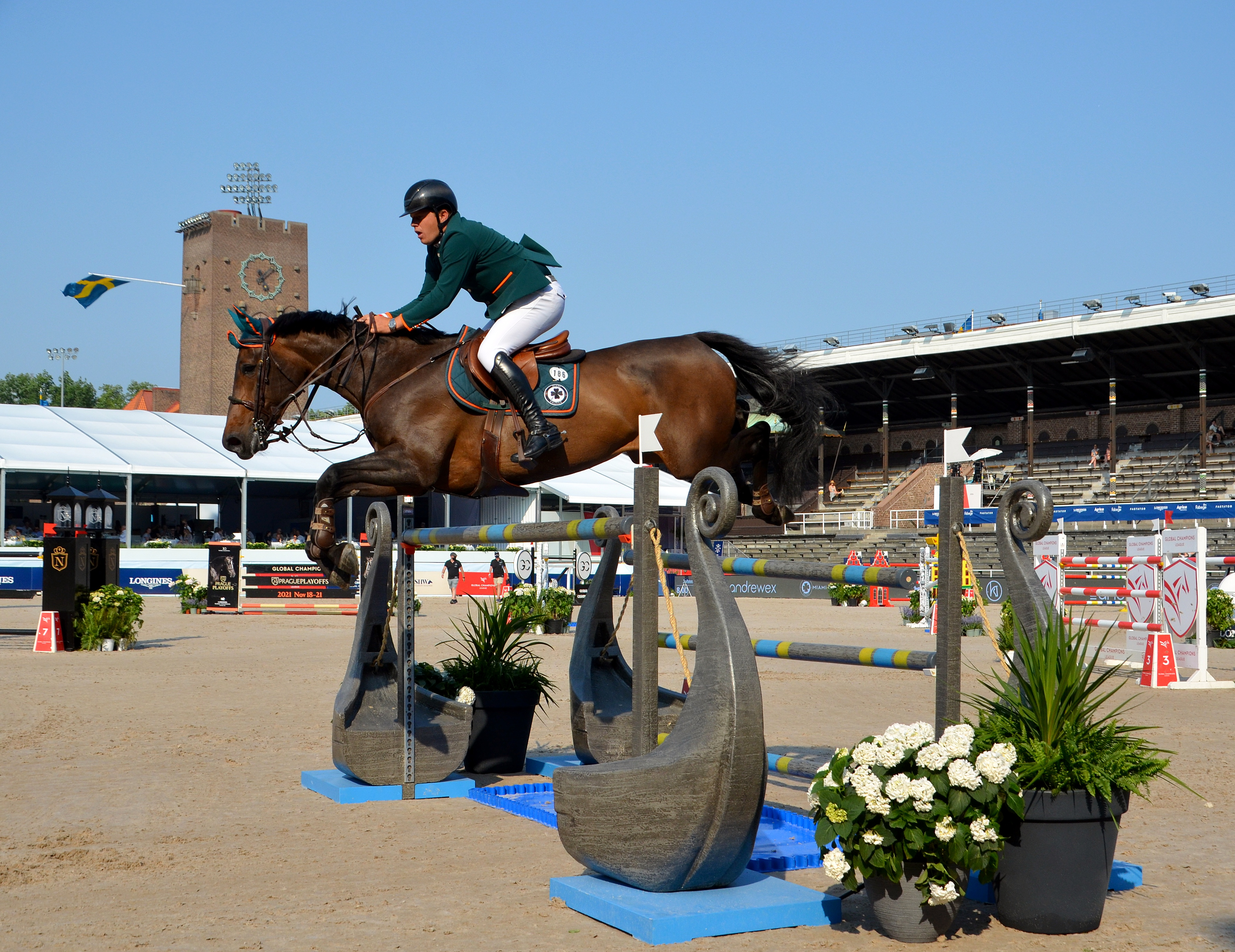 Longines Global Championships Tour – Stockholm – Day 1
