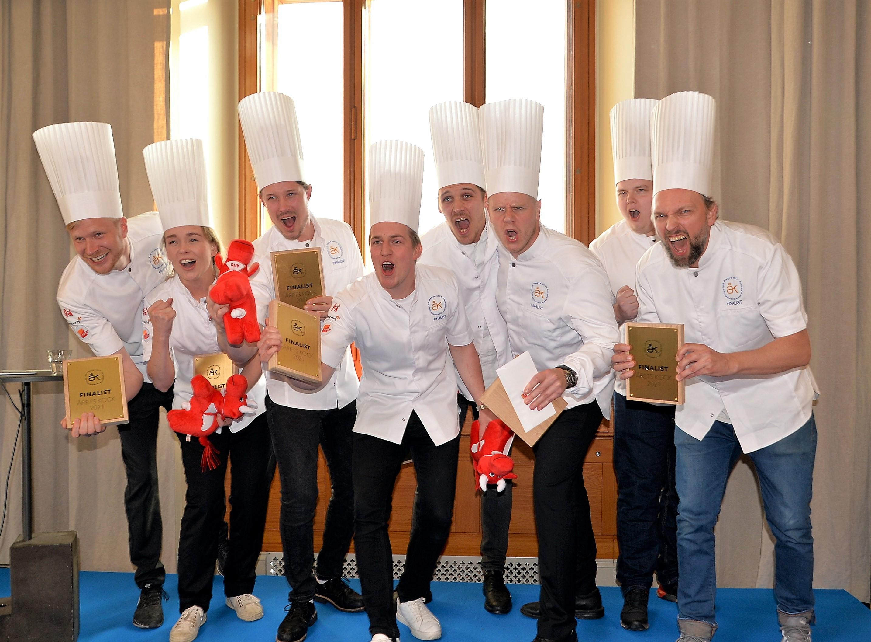 Årets Kock 2021 – 8 finalister