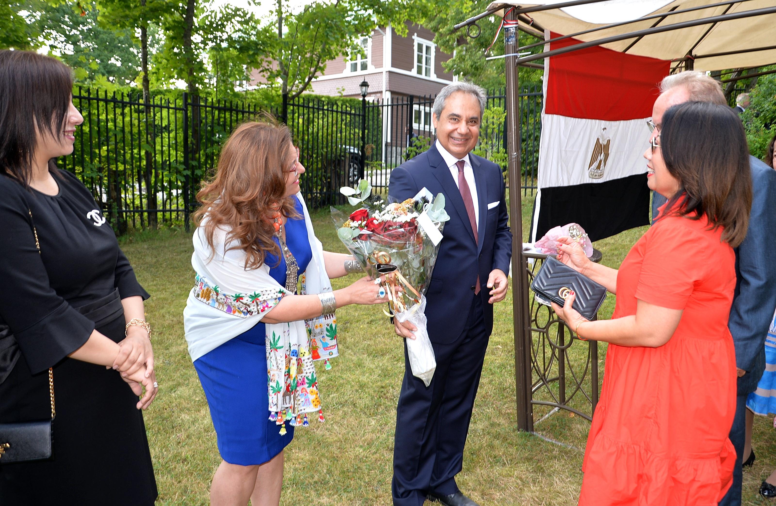 Egypt Nationalday celebration 2021
