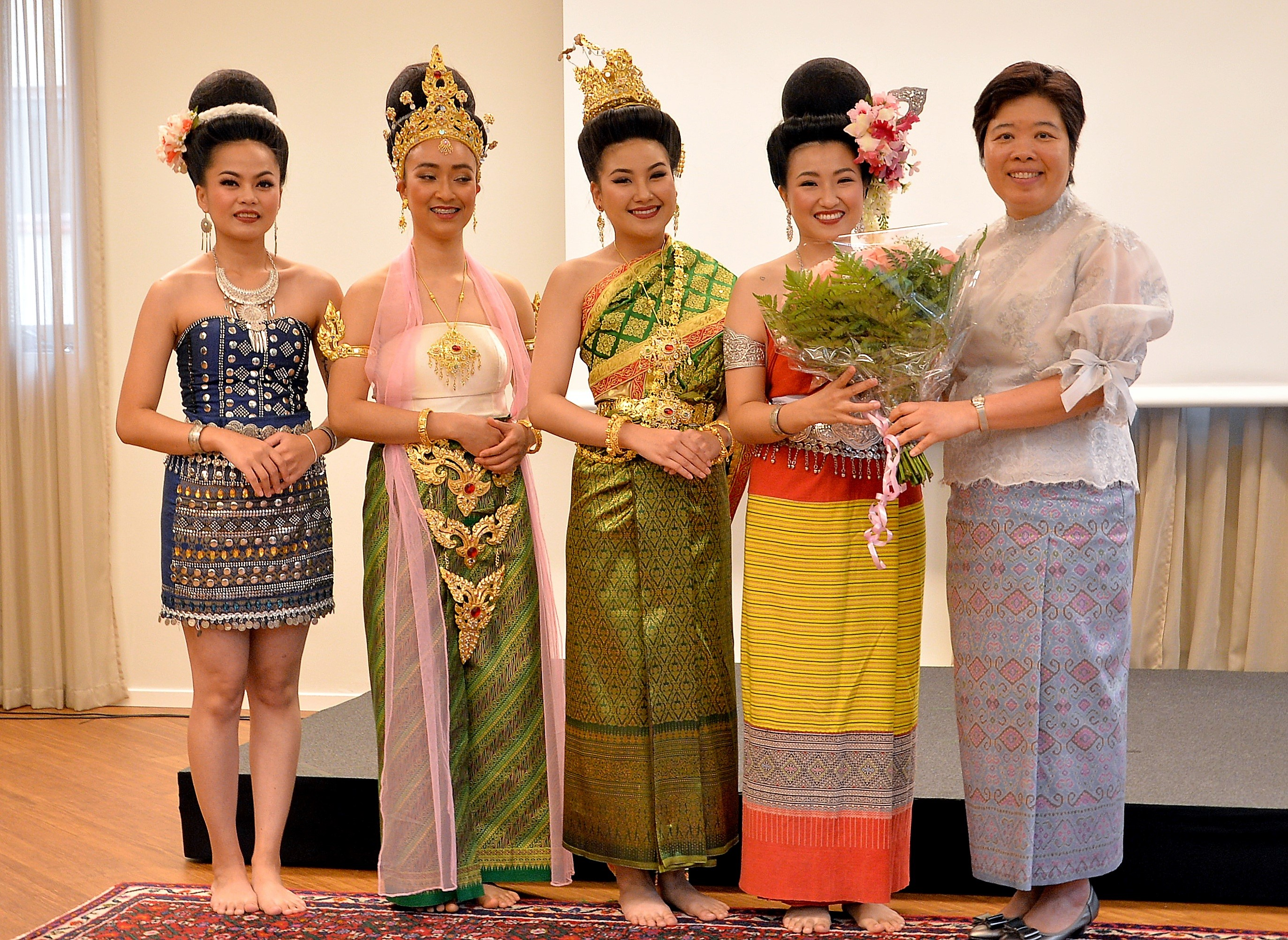 From Life to Arts – 4 Thai artists
