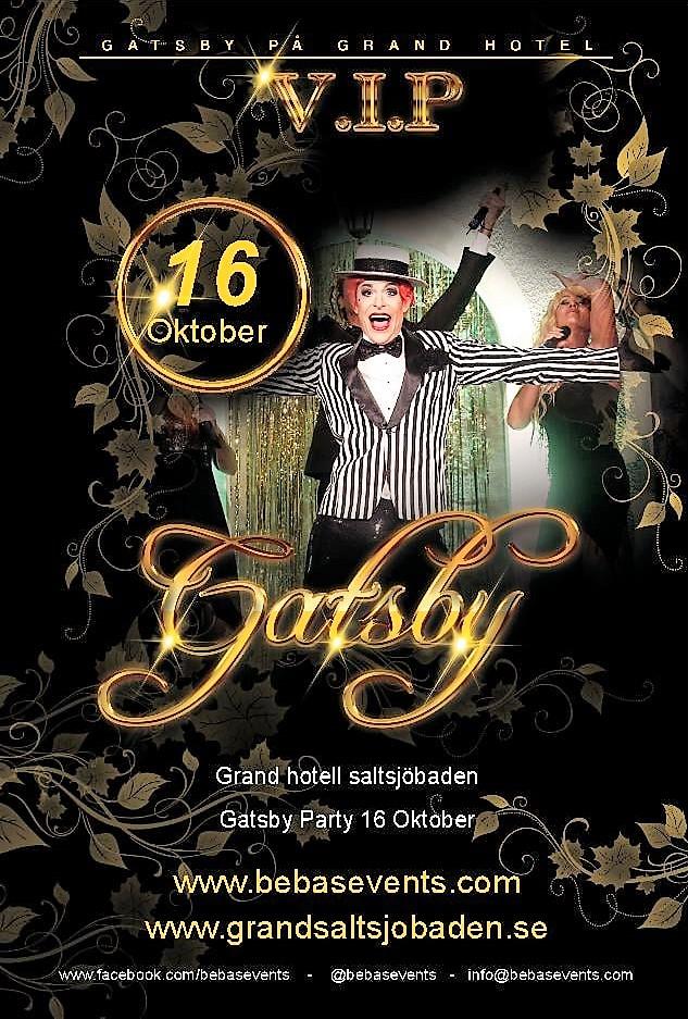 Gatsbyparty