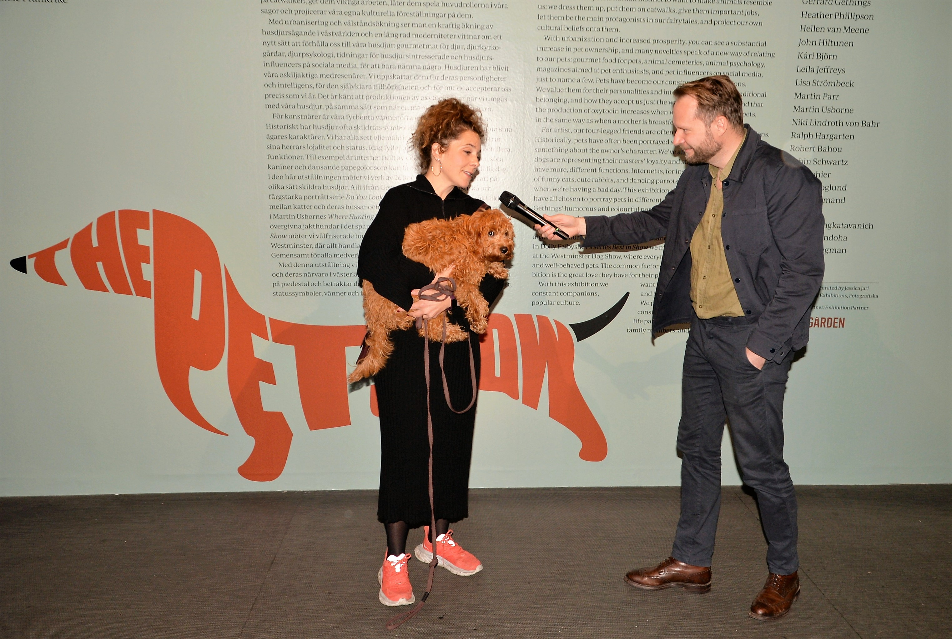 The Pet Show – Invigning